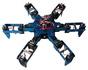 6足18舵教研專用圓形仿生機器人