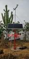 水质监测站用于辽宁大伙房国家湿地公园