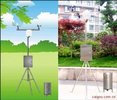便携式气象站/自动气象站/气象站 (风向、风速、雨量、气温、相对湿度、气压、太阳辐射、地温)
