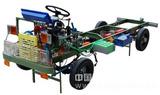 东风EQ1118G型透明整车教学模型