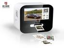手机微信打印机 便携式照片打印机娱乐幼儿迷你小型洗相片广告机厂家