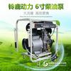 2寸3寸4寸6寸电启动柴油机灌溉泵