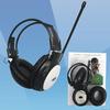 ADS-2108调频头戴式指针耳机实验套件