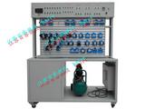 QD-B 型双面气动实验台-双面气压传动实验台-双面气压传动教学实验台-双面气动PLC控制综合实验台