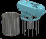 德国史莱宾格eBT-V混凝土流变仪 最大粒径32mm