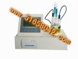自动油产品微量水分试验器/微量水分试验器