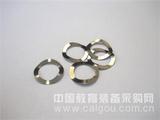 '弹片/波浪型φ14.5*T0.3mm/304不锈钢材料