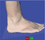 Podia足部三维扫描仪与测量软件