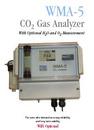 美国 PP SYSTEMS品牌  红外线气体分析仪  WMA-5 CO2气体监测仪