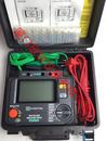 3025A高压兆欧表克列茨绝缘电阻测试仪KEW3025A日本共立