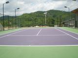 科特索網球場涂料、籃球場涂料、丙烯酸涂料、看臺涂料