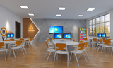 八爪鱼教育-创客空间-智慧创客教室-STEAM教育