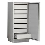 固耐安7抽屜防磁信息安全柜