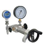 厂家直销压力校验台 便携式液压泵