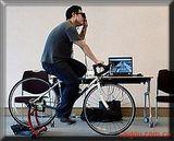 室内健身自行车