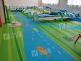 抗菌幼儿园地板