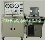 人造岩心气体渗透率测定仪 全自动生产型渗透率仪 型号:SQHK-4