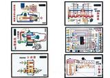 东风EQ2102型电动程控示教板