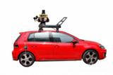 華測三維激光掃描移動測量車