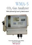 WMA-5 CO2氣體監測儀