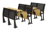 鋁合金課桌椅連排椅階梯教室排椅多媒體課桌椅高校排椅DC-812