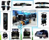 科锐Crazy EFP-880SH光纤讯道导播系统
