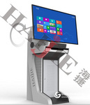 河北海捷数位演讲台HJ-YJ29K适用于教室会议室报告厅舞台等