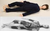 美国X射线医学影像模拟人X射线仿真人教学模体X射线教学模拟人