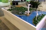 《风能与动力工程》实训室仿真模拟模型