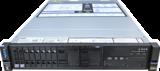 聯想服務器 X3650M5 E5-2650v4 CPU 16G DDR4 內存無盤 單電源