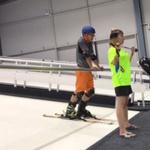 室內滑雪機 兒童訓練室內滑雪機 安徽室內滑雪練習機廠家