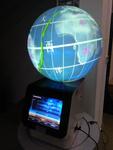 數字星球 多媒體球幕演示系統