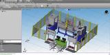 工厂产线虚拟仿真系统