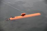 200mm直径模块化可重组可扩展自主水下机器人AUV