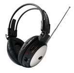 EDT-2108调频无线耳机,教学无线耳机