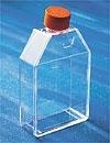 75cm細胞培養瓶, 正方斜頸,透氣蓋