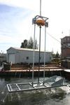 海底电子振动取样器