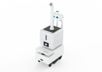 銳曼 消毒機器人  霧化/噴霧  自主移動/自動充電/可上下電梯