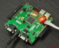 XILINX SPARTAN3A实验板