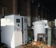 超高温炭钎维石墨化炉