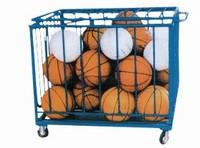 篮球架篮球车
