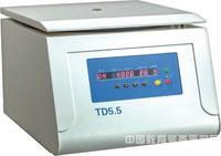 医用TD5.5M台式多管自动平衡离心机
