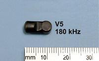 180kHz频率加拿大生产鱼类超声波标记V5