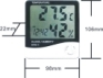 PT100(PT1000)温湿度传感器