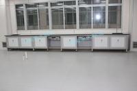 實驗室整體裝修設計,實驗臺,通風柜,中央臺,邊臺
