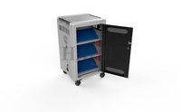 HJ-CM28平板電腦充電柜搬運車多媒體教室會議室發布會