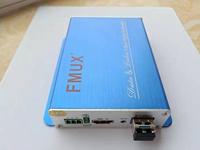 VGA+DVI+HDMI+SDI+网络+音频+数据 高清视频光端机