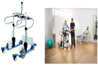 E-GO移动式康复机器人步态训练系统