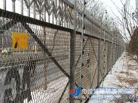 电子围栏单防区脉冲主机