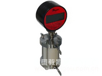 EQ-18650帶數顯壓力表可拆卸柱狀電池測量套件